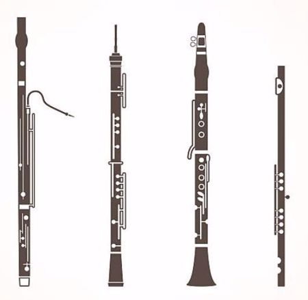 Picture for category Woodwinds