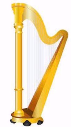 Picture of H4000 - Student Composition - Harp