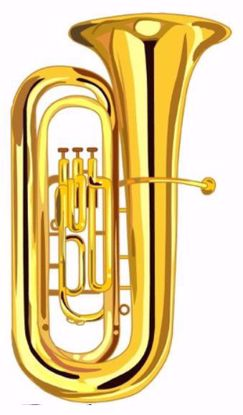 Picture of BR2050 - Baritone - Euphonium - Pop/Jazz