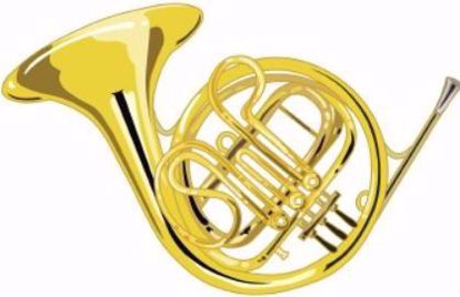 Picture of BR650 - French Horn - Graded