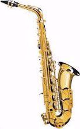Picture of W2550 - Saxophone - Pop/Jazz
