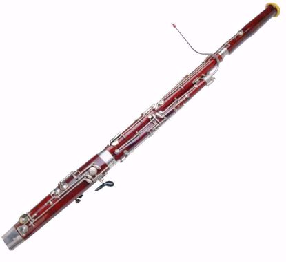 Picture of W1700 - Bassoon - Canadian Composers